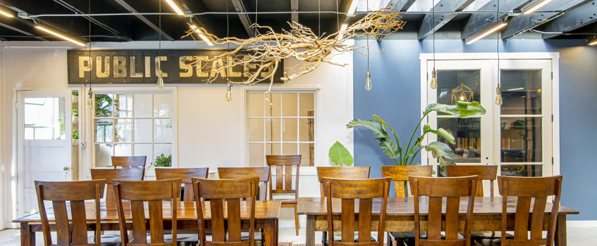 SoMa Workspace with Skylights and Outdoor Space in San Francisco Hero Image in SoMa, San Francisco, CA