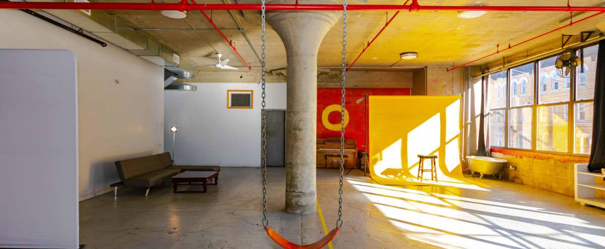 Versatile Creative Loft Space in heart of Bushwick in Brooklyn Hero Image in Bushwick, Brooklyn, NY