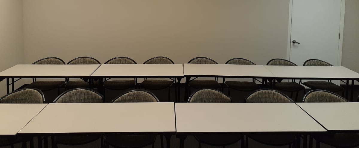 Training classroom,  close to airport in College Hero Image in undefined, College, GA