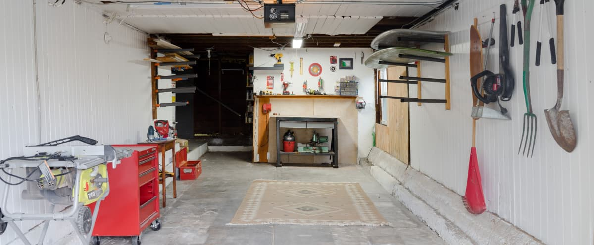 Flexible Industrial DIY Workspace in oakland Hero Image in Bushrod, oakland, CA