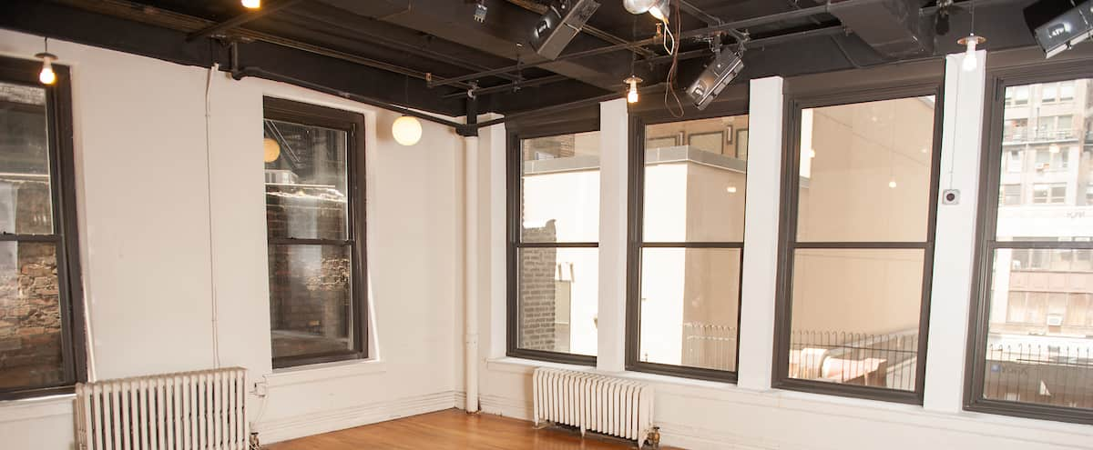 Studio Space in Heart of Chelsea's Garden District in New York Hero Image in Midtown, New York, NY