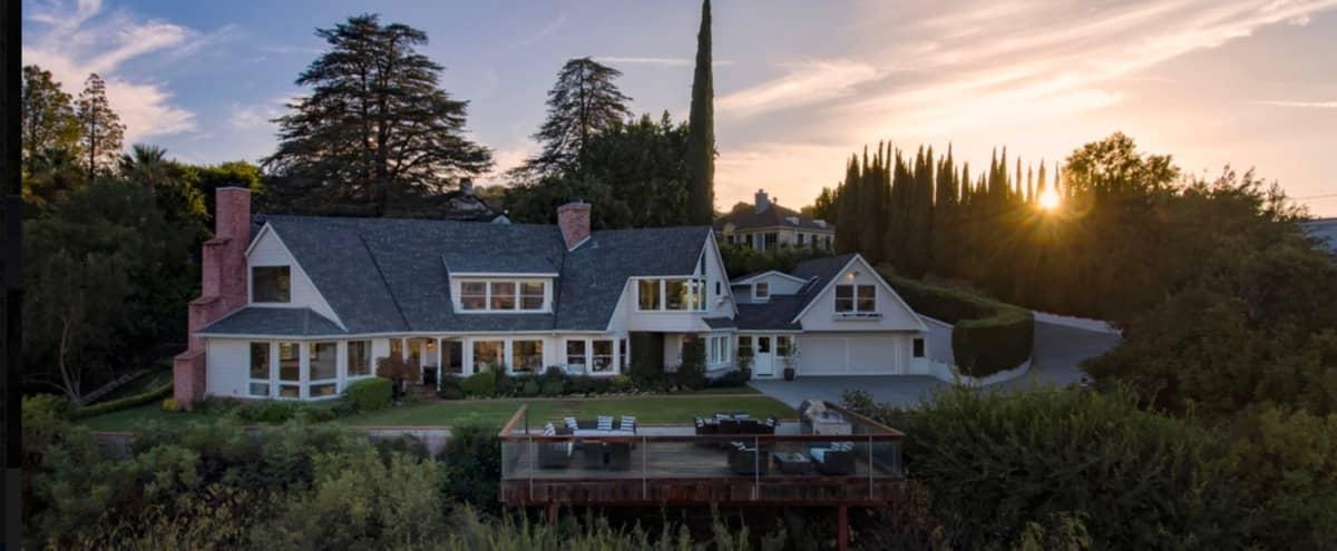 One of a kind Estate in Sherman Oaks with 230 degree View in sherman oaks Hero Image in Studio City, sherman oaks, CA