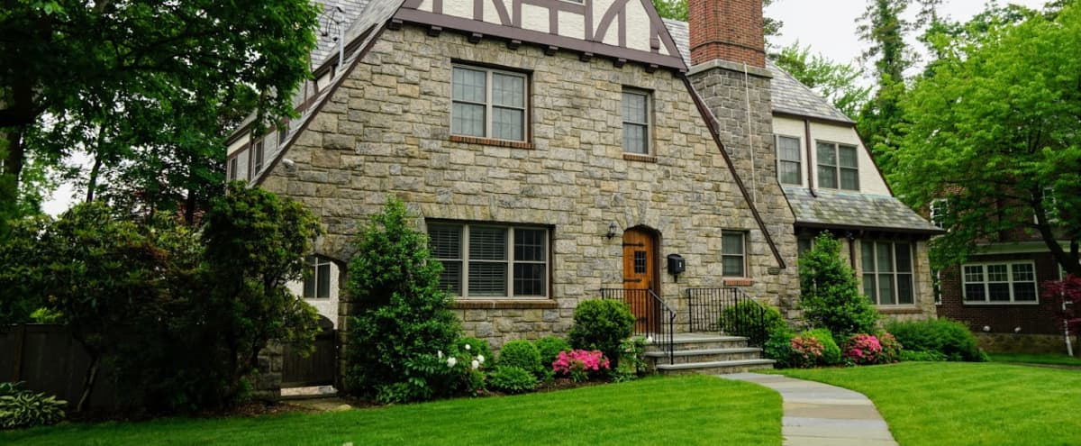 Westchester Tudor Home - Minutes from NYC in New Rochelle Hero Image in undefined, New Rochelle, NY
