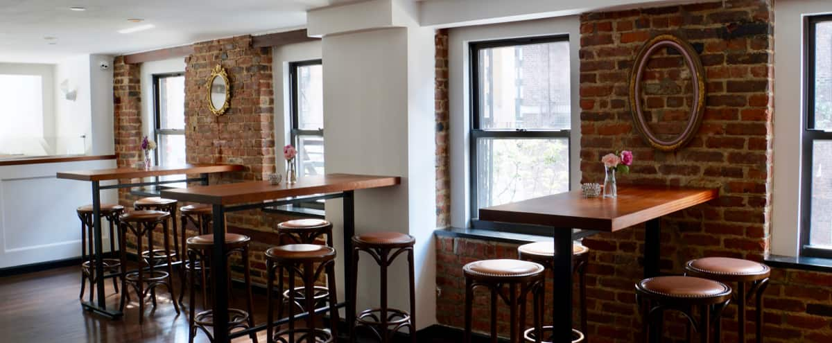 Beautiful Restaurant located in Midtown - private space! in New York Hero Image in Midtown, New York, NY