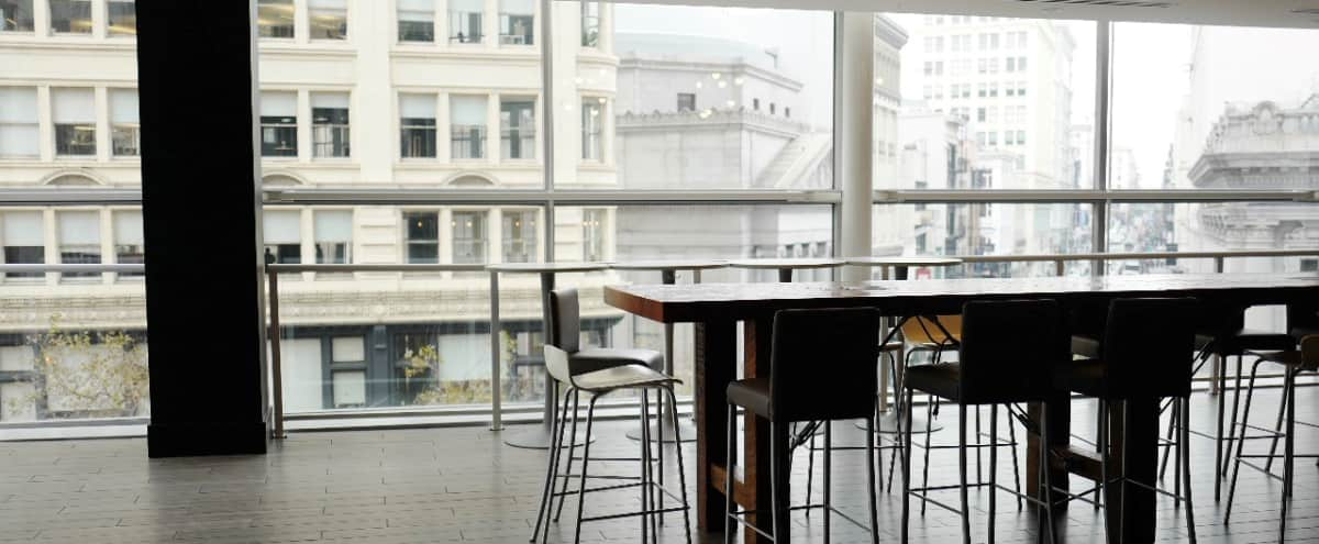Downtown Bar and Restaurant Space with a View in San Francisco Hero Image in South of Market, San Francisco, CA