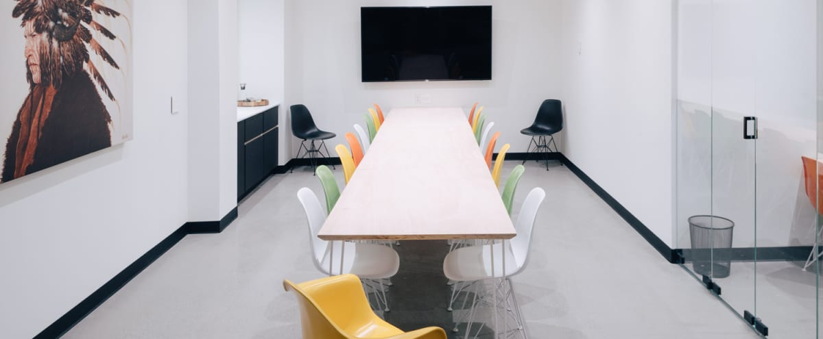 Large Modern Conference Room | #1 in Denver Hero Image in East, Denver, CO