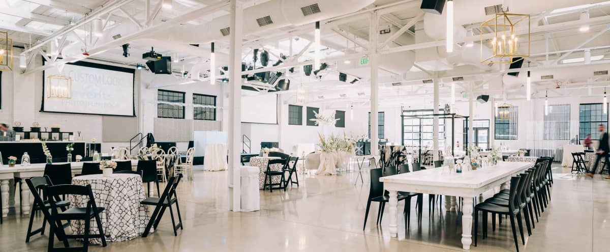 Downtown Event Venue with Rooftop Space and Extensive Audio/Visual in Denver Hero Image in Five Points, Denver, CO