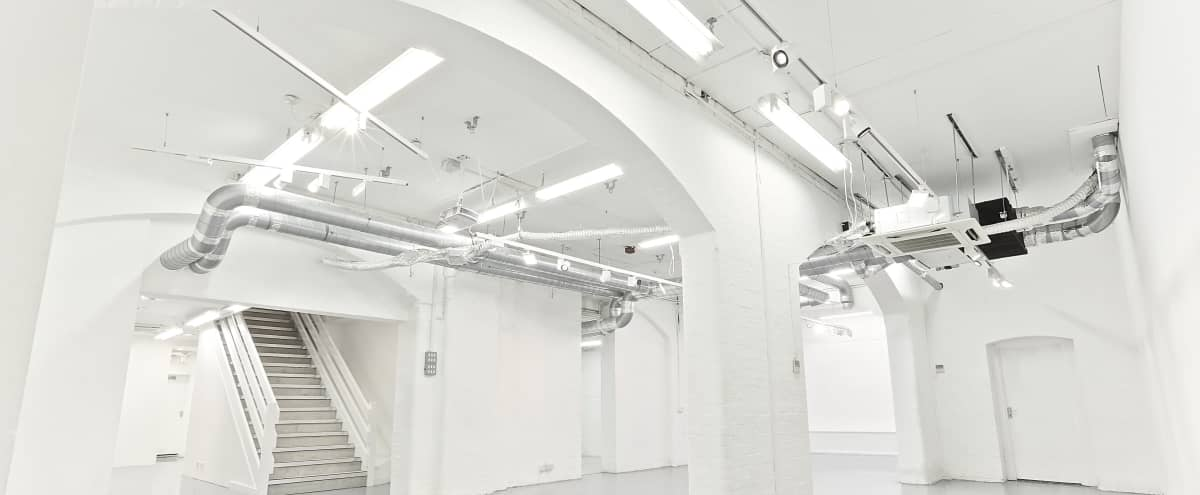 West End Blank Canvas Production Space in London Hero Image in Fitzrovia, London,