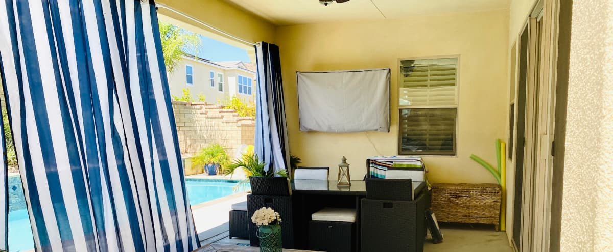 Spacious Kitchen, Dining, & Living Room House with a Pool in Santa Clarita Hero Image in undefined, Santa Clarita, CA