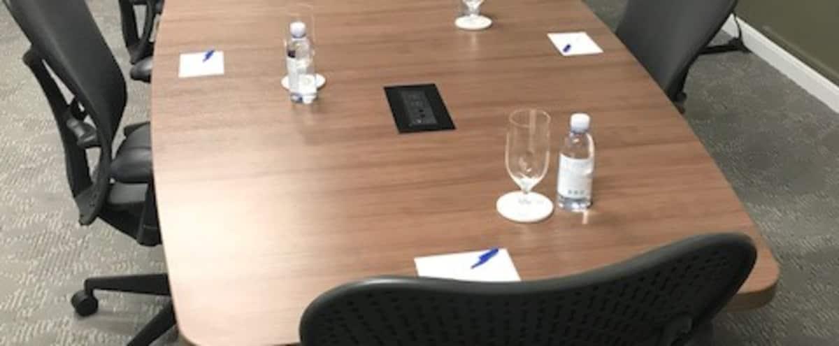 Summit Boardroom Meetings Space in Sunnyvale Hero Image in Ponderosa Park, Sunnyvale, CA
