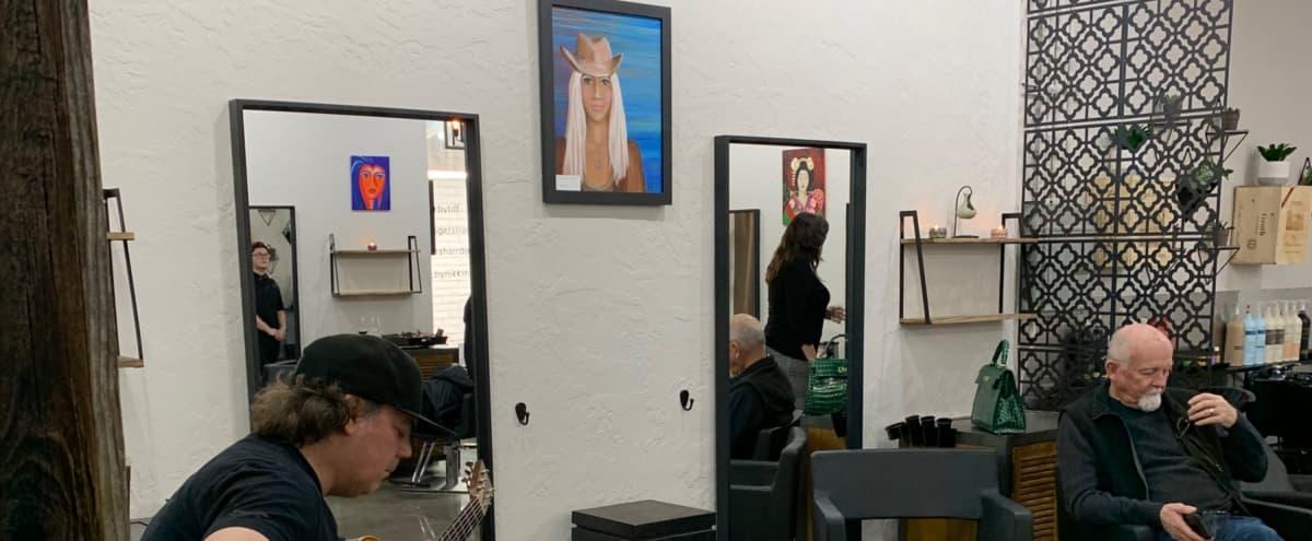 Artist Collective Event Space and Gallery in Los Gatos Hero Image in undefined, Los Gatos, CA