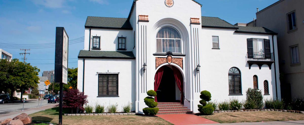 Mosswood Chapel in Lower Temescal in Oakland Hero Image in Mosswood, Oakland, CA