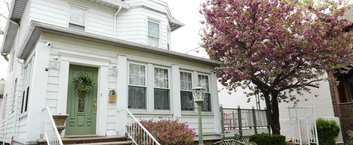 Bay Ridge Vintage Victorian Furnished Home in Brooklyn Hero Image in Bay Ridge, Brooklyn, NY