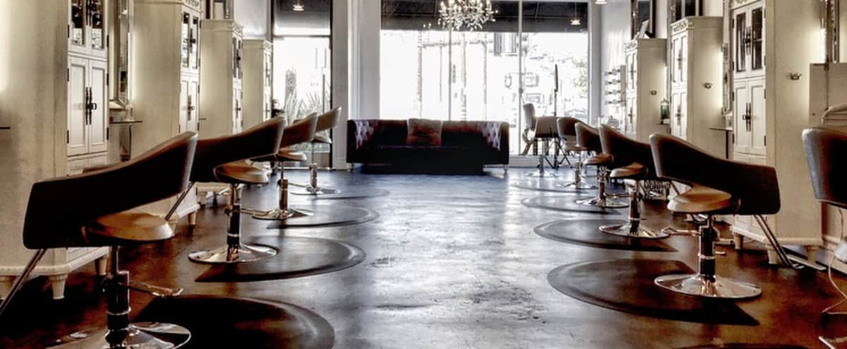 Hair Lounge for film/photo shoots in Studio City Hero Image in Studio City, Studio City, CA