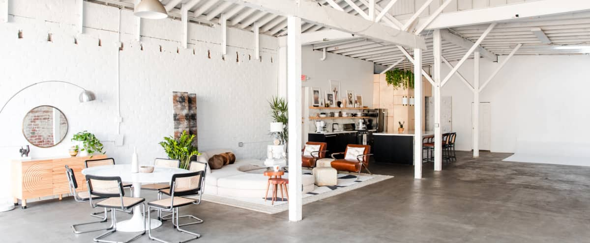 Stylish, Airy Loft with Full Kitchen (now with AC) in Los Angeles Hero Image in Northeast Los Angeles, Los Angeles, CA