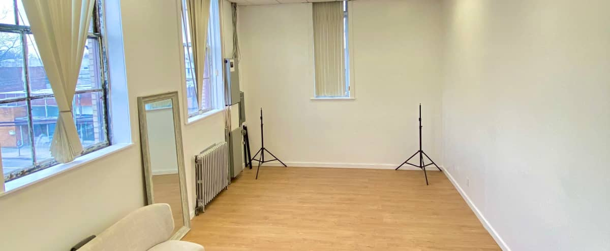 Natural Lighting - High Ceiling Photography Studio in Queens Hero Image in undefined, Queens, NY