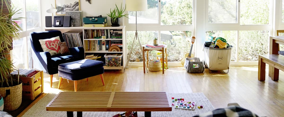 Light-Filled Midcentury Modern Home in Berkeley Hero Image in Berkeley Hills, Berkeley, CA