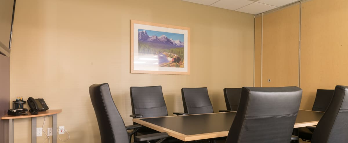 8 Person Conference Room near Rittenhouse Square in Philadelphia Hero Image in Center City, Philadelphia, PA