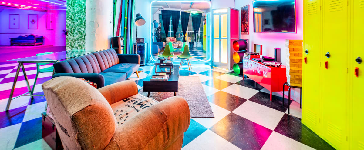 Cozy Creative Studio in the Heart of DTLA W/Central AC in Los Angeles Hero Image in Downtown, Los Angeles, CA