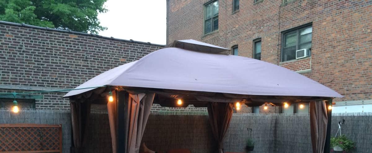 Spacious apartment with 800 square feet backyard in Astoria Hero Image in Astoria, Astoria, NY