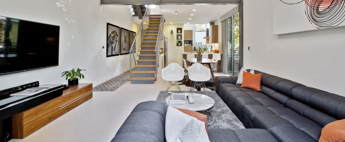WEHO Architectural Loft in West Holywood Hero Image in Central LA, West Holywood, CA