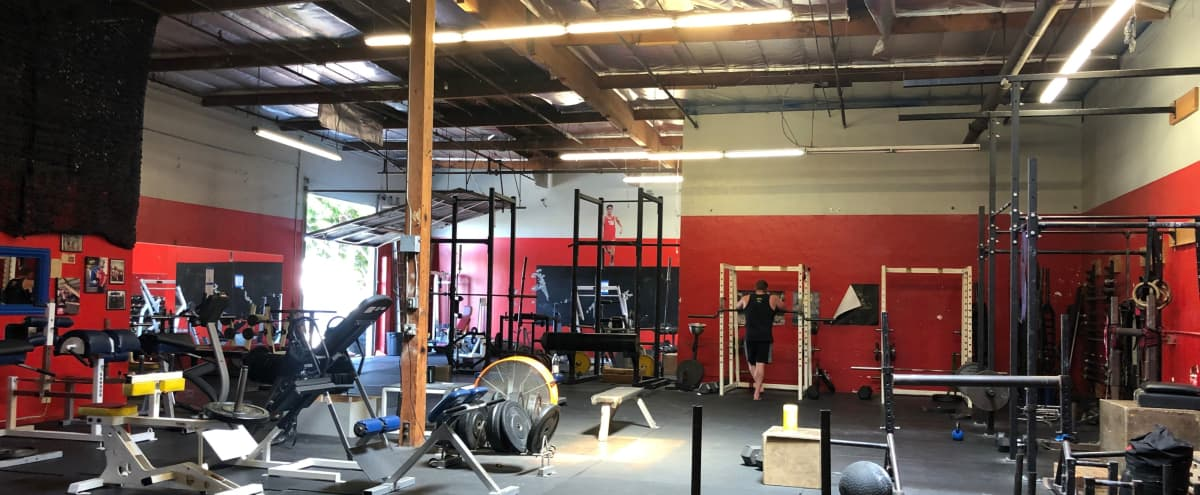 Warehouse Gym for Dance and Fitness Class in westminster Hero Image in undefined, westminster, CA