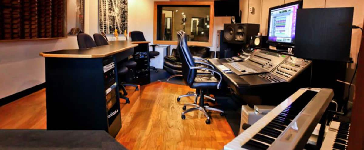 Full-Service Production Facility | Studio A in Boston Hero Image in Back Bay West, Boston, MA