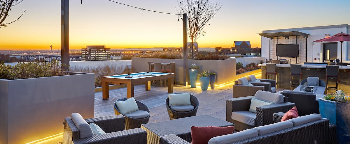 Gorgeous Rooftop Deck in Herndon in Herndon Hero Image in undefined, Herndon, VA