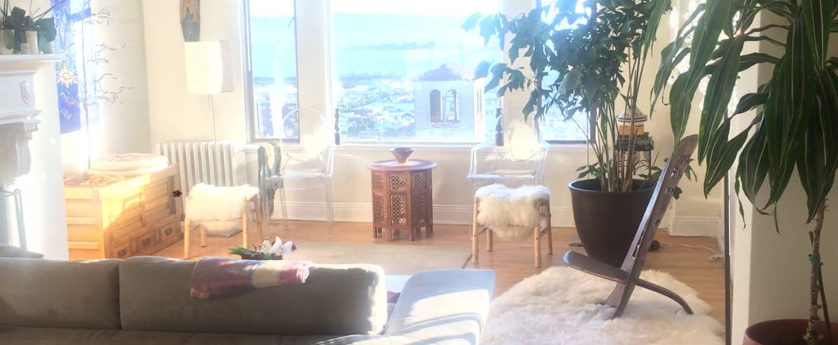 Designer's Historic 1920s Home with Sweeping Bay and City Views in SAN FRANCISCO Hero Image in Russian Hill, SAN FRANCISCO, CA