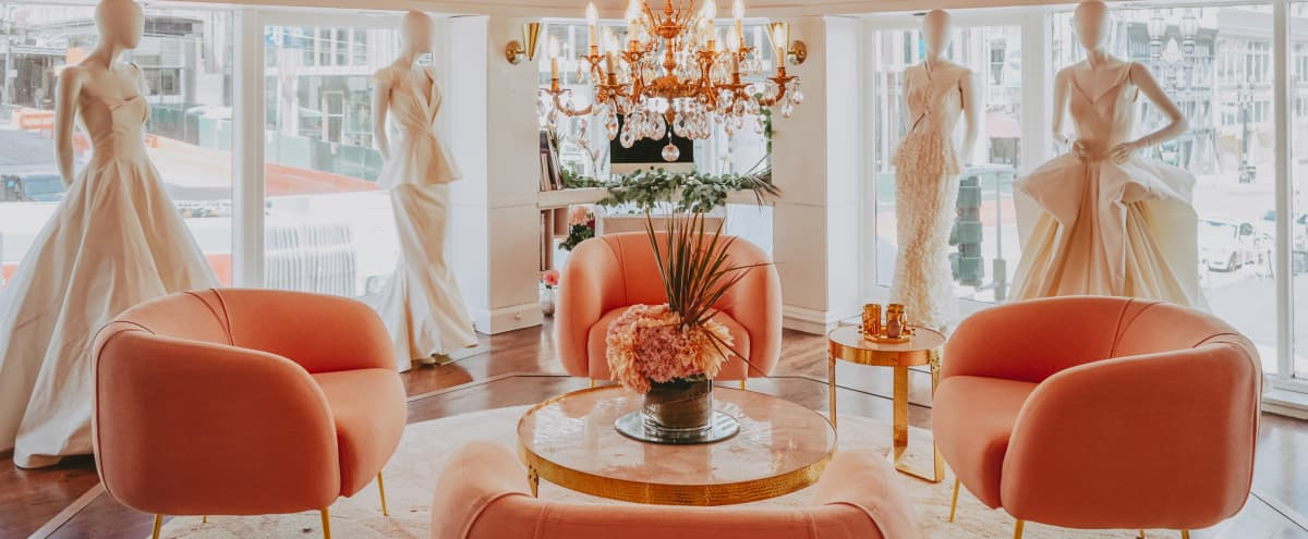 The Couturiere - A Stunning 3 Story, Natural Light, Photo/Video, Designer Inspired Atelier off Union Square in San Francisco Hero Image in undefined, San Francisco, CA