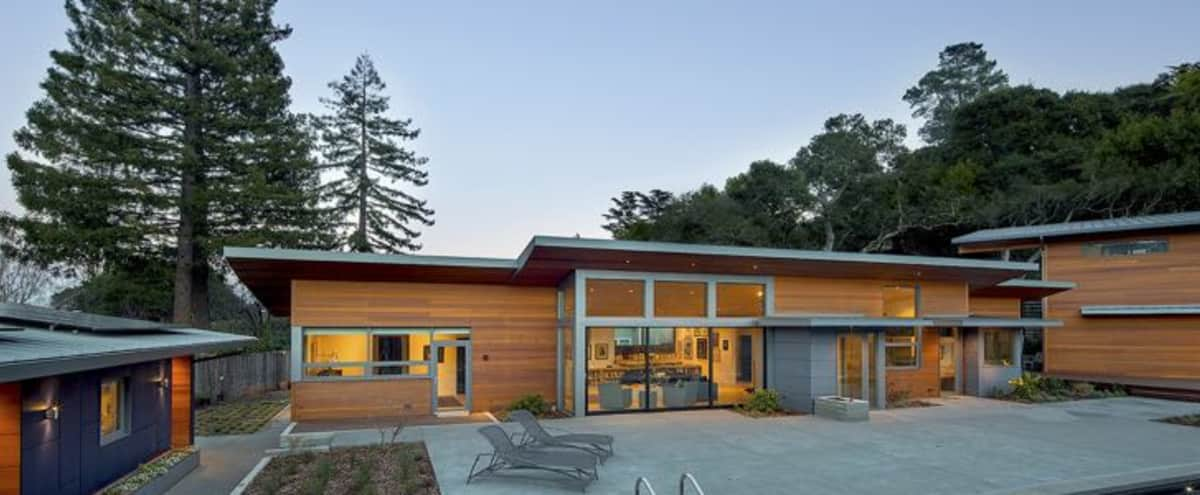 Middle Fork Home in Mill Valley (P) in Mill Valley Hero Image in undefined, Mill Valley, CA