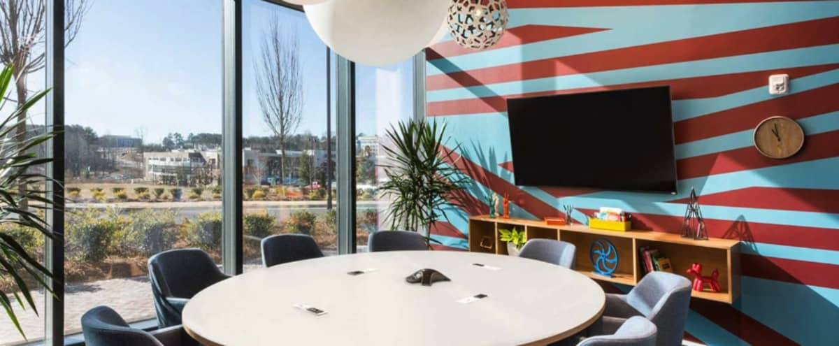 Avalon Industrial Chic Meeting Space
