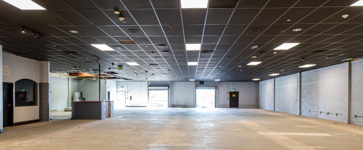 15,000 sq. ft. Warehouse w/ Five Offices, Commercial Kitchen and a Huge Gated Parking Lot in Burbank in Burbank Hero Image in Mid-Wilshire, Burbank, CA