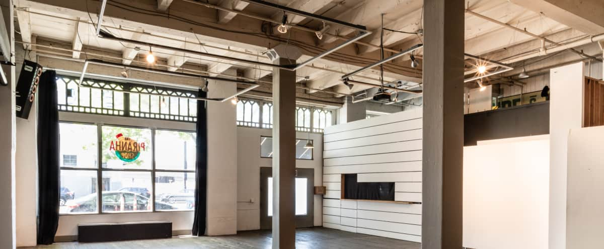 Spacious Warehouse Studio with Natural Light in Seattle Hero Image in Downtown, Seattle, WA