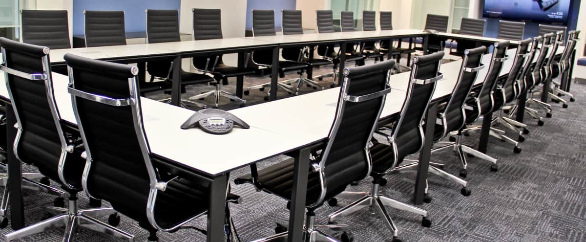 40% off only for February//Ultra Large Modern Meeting Room I for up to 52 Guests in the Heart of Times Square-TS 40% off only for February in NEW YORK Hero Image in Midtown Manhattan, NEW YORK, NY