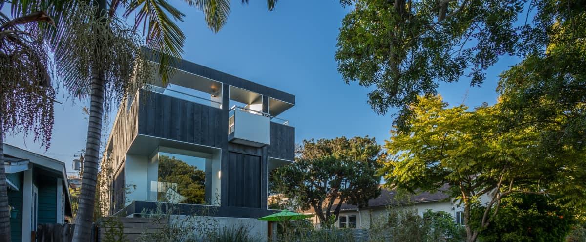 Modern, designer architectural house near the beach in Venice Hero Image in Venice, Venice, CA