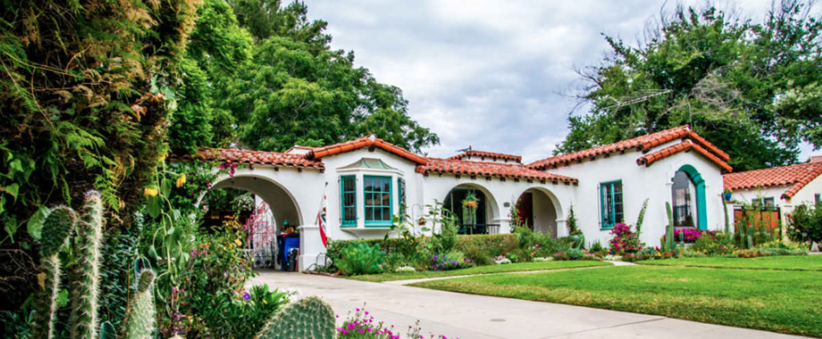 1930s Time Capsule Americana Spanish Home in North Hollywood Hero Image in NoHo Arts District, North Hollywood, CA