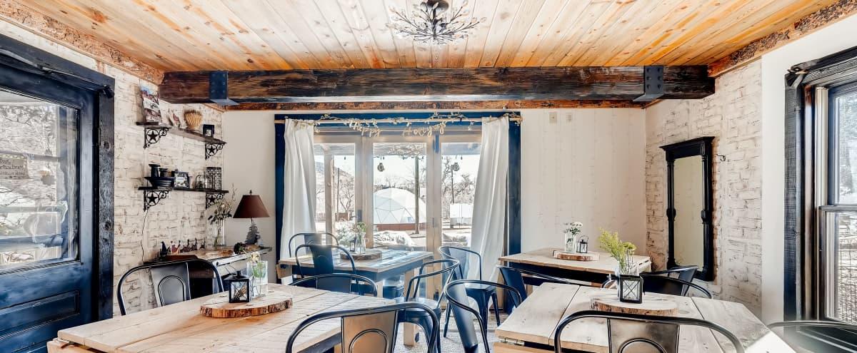 Meeting Retreat: Beautiful, Comfortable, & Versatile Gathering Space in Golden Hero Image in undefined, Golden, CO