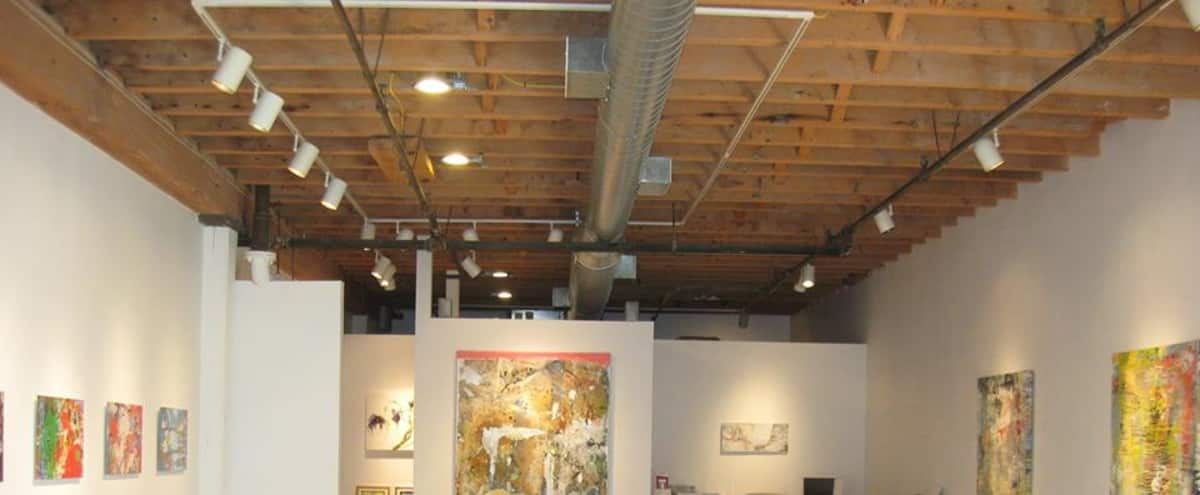 Unique & Intimate Art Gallery in SoWa in Boston Hero Image in SoWa, Boston, MA