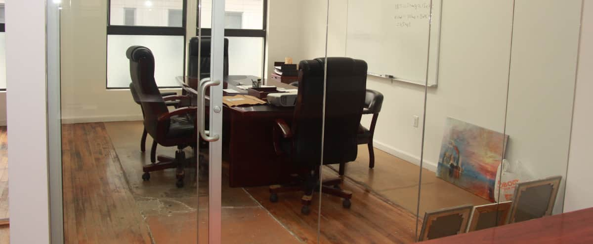 Team Office for 10 in New York Hero Image in Midtown, New York, NY