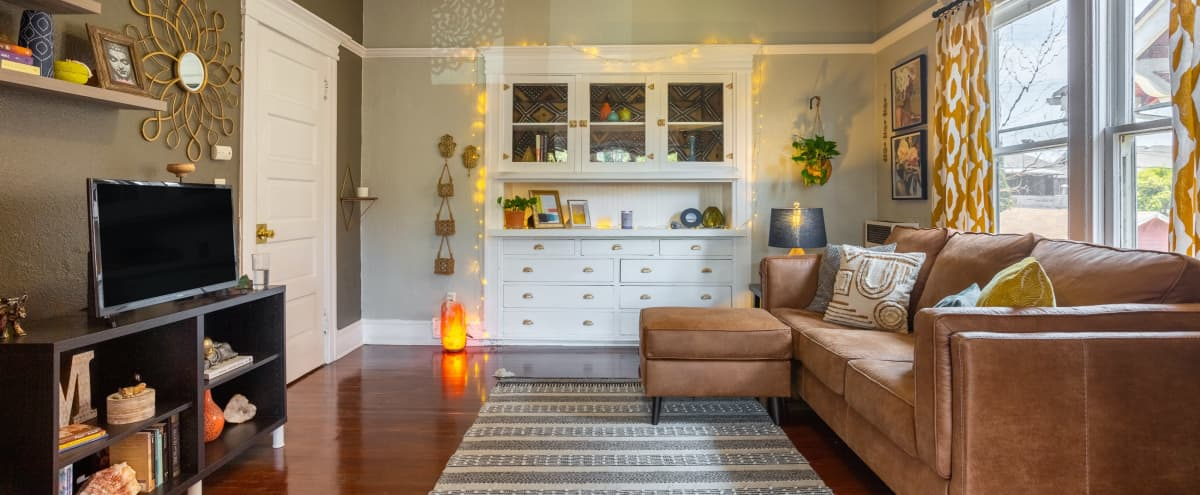 Stylish Boho, Moroccan Style Apartment With Tons Of Natural Light in Los Angeles Hero Image in Central LA, Los Angeles, CA