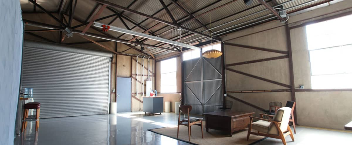 Gorgeous Industrial Chic Event Space for Creatives and Collaborators in Signal Hill Hero Image in undefined, Signal Hill, CA