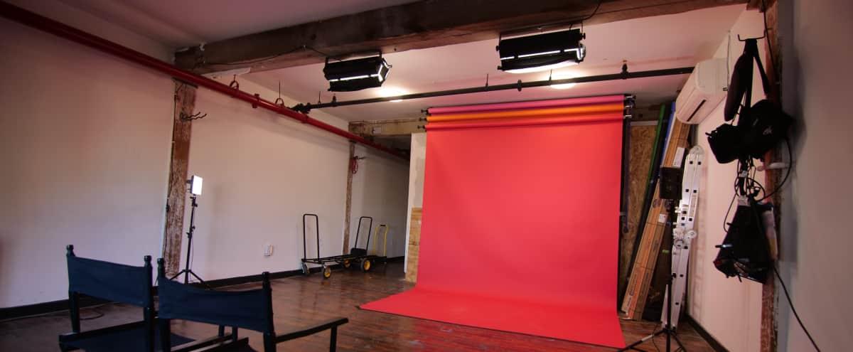 Rustic 375 Sqft Greenpoint Creative Photo/Video Studio in Brooklyn Hero Image in Greenpoint, Brooklyn, NY
