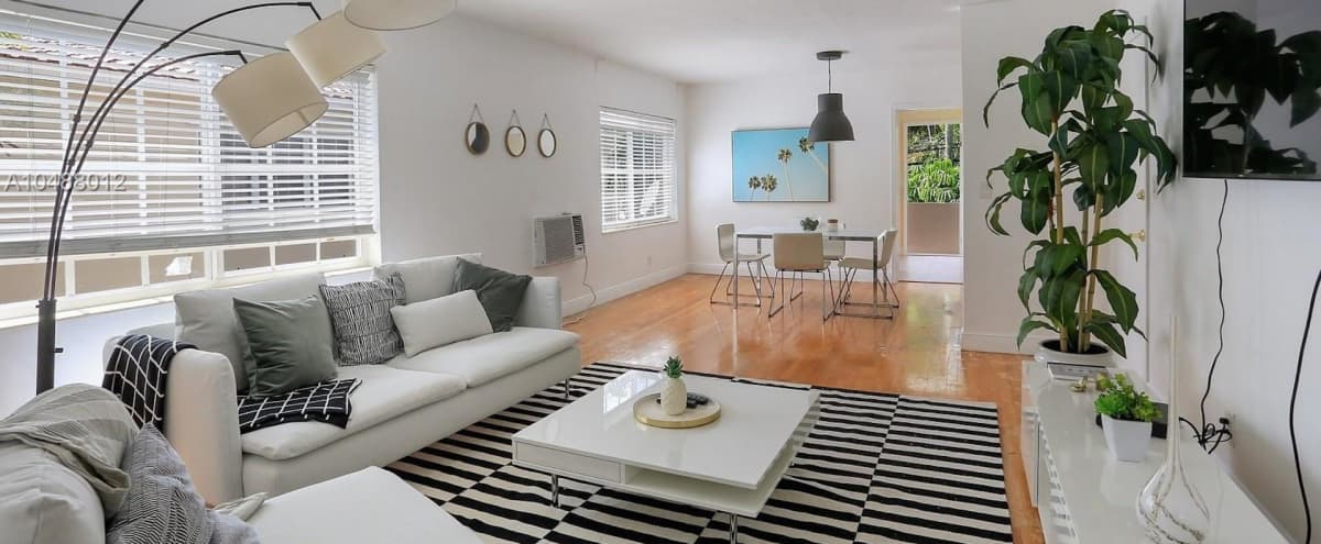 Cozy 2 bedroom apartment in Coral Gables! in Coral Gables Hero Image in Douglas, Coral Gables, FL