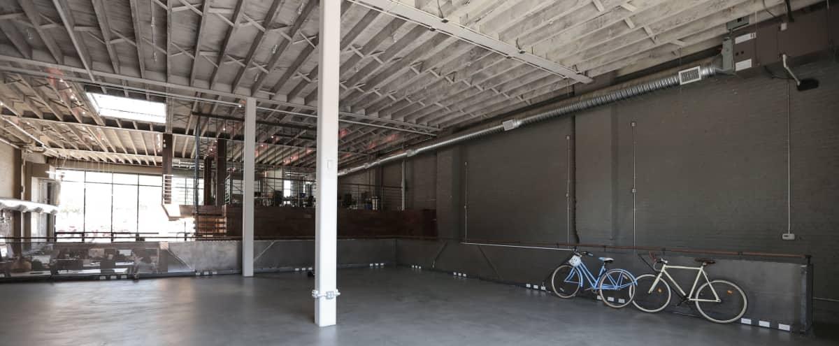 Urban Industrial, Spacious Gallery / Photo Studio Space - Renovated w/ High Ceilings in Brooklyn Hero Image in East Williamsburg, Brooklyn, NY