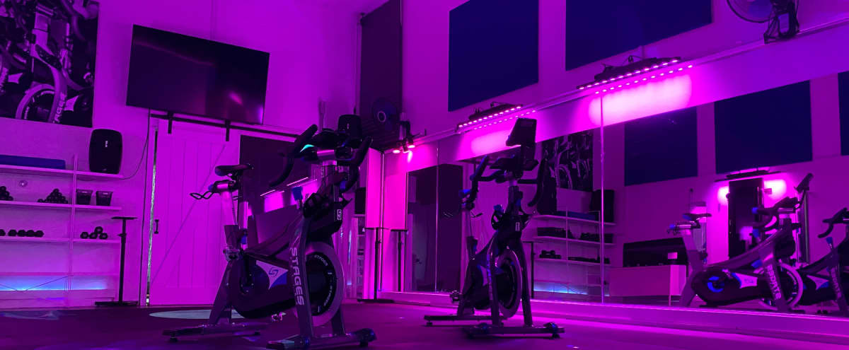 Private Fitness Studio for Personal Training or Fitness Filming in Los Angeles Hero Image in Hollywood, Los Angeles, CA