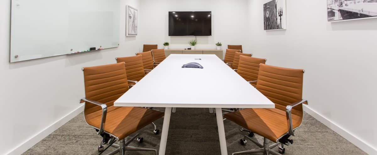 High-End Conference Room in the Heart of the Loop in Chicago Hero Image in The Loop, Chicago, IL