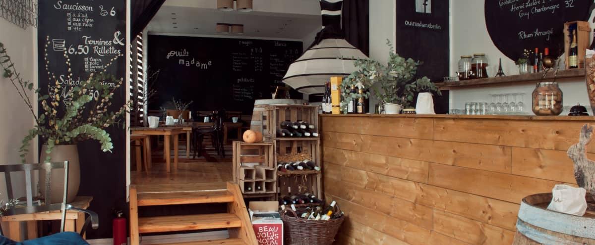 Wein store, roomy, rustical, wood, downtown, events in Berlin Hero Image in Mitte, Berlin,