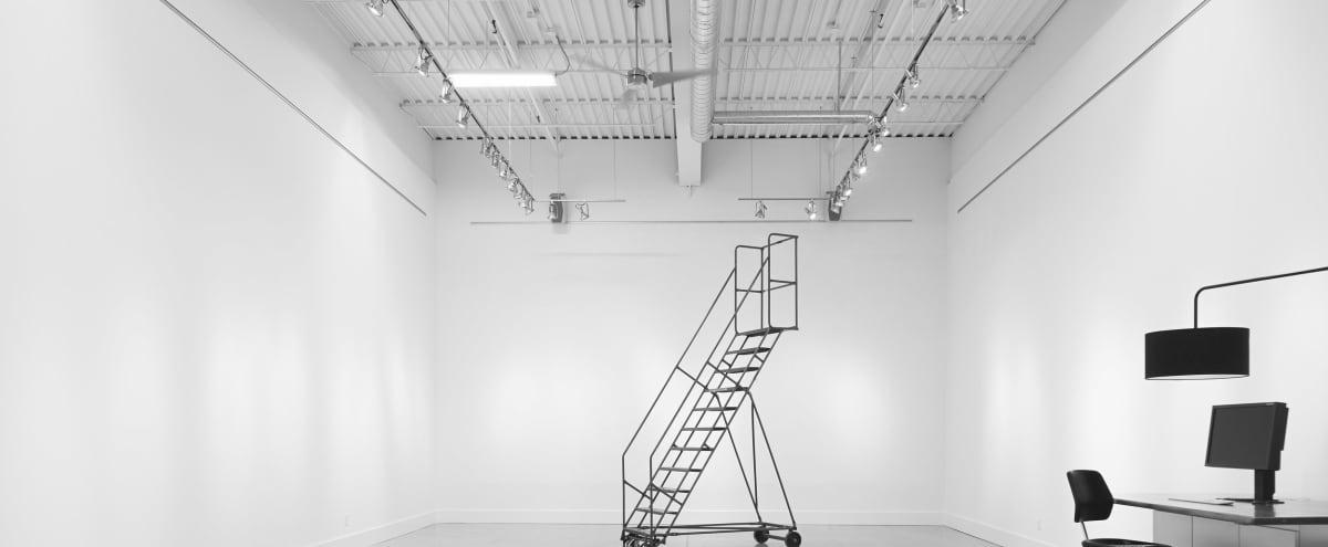 White - Modern & Clean Studio in Toronto in Toronto Hero Image in Leslieville, Toronto, ON