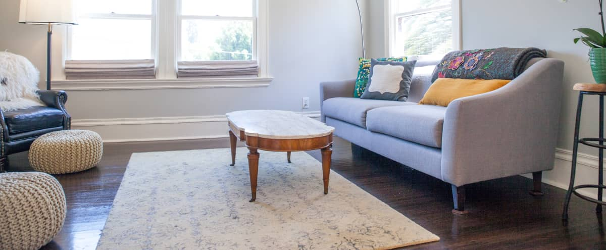 Charming and Sunny Flat in Oakland Hero Image in Bushrod, Oakland, CA
